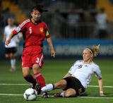 [女足世少赛]中国1-1德国