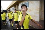 中国足球希望之星留洋