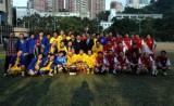 粤港体育记者足球友谊赛