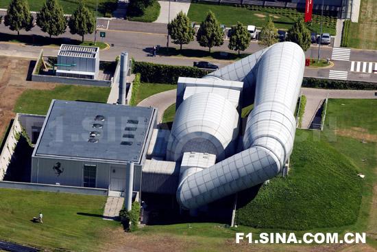 法拉利承认风洞故障影响F2007不打算修建第二风洞