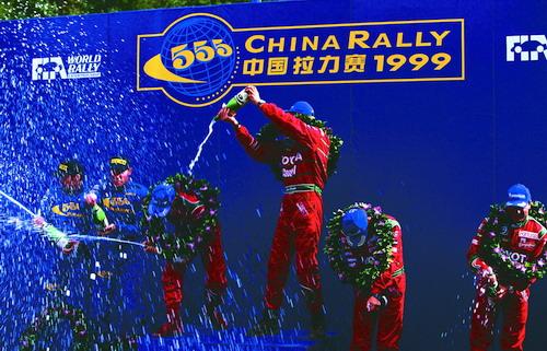 从头说起:长城脚下的经典战役——1985中国拉力赛