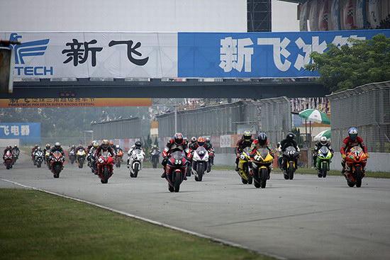 泛珠秋季赛火热开幕温祖比轻取超级摩托首轮胜利