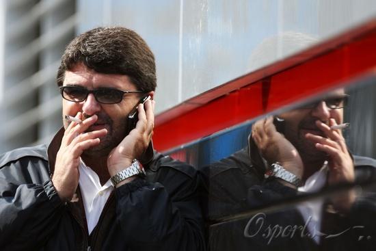 F1英国大奖赛排位赛阿隆索私人经纪人