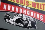 图文-F1车手驾街车纽堡做秀这里是纽伯格林