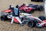 图文-F1欧洲站阿隆索夺冠我去找车来吊你出去