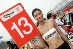图文-2007全锦赛北京站举牌女郎13号举牌宝贝