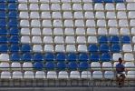图文-F1赫雷兹试车次日(07.25)一位独孤的车迷