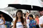 图文-全锦赛北京站赛车宝贝长安福特车队宝贝