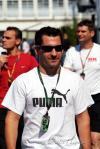 图文-F1车手抵达布达佩斯宝马-索伯试车手格洛克