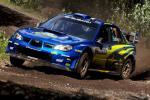 图文-WRC芬兰站周四精彩瞬间挪威名将P-索伯格