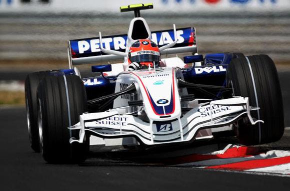 F1匈牙利大奖赛排位赛库比卡名列第7