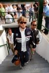 图文-F1匈牙利站正赛海德费尔德抵达赛场