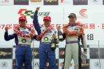 图文-CCC珠海站2000CC组正赛三位车手各有收获