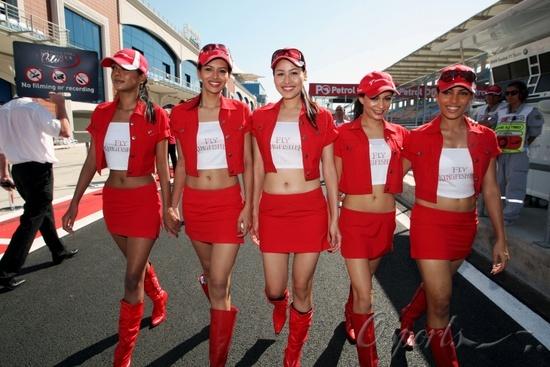 印度航空宝贝作秀