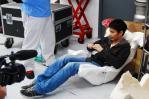 图文-A1GP07-08赛季官方试车林帛亨量座椅