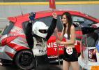 图文-全锦赛北京站1600cc组王睿欢呼再夺冠军