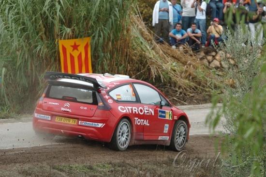 图文-WRC西班牙站主场英雄索尔多