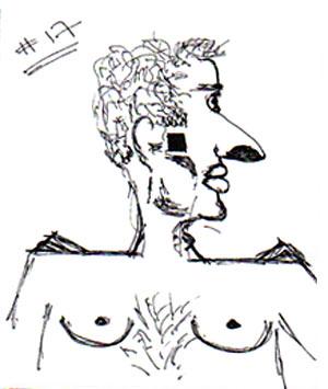 f1手绘线稿