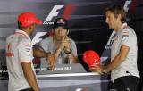 F1英国站周四