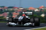 F1匈牙利站周五练习
