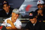 F1比利时站新闻发布会