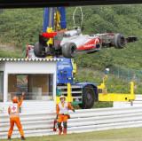 F1日本站周五练习