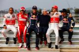 F1韩国站周四影像