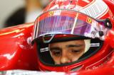 F1车队测试倍耐力轮胎