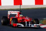 F1巴塞罗那试车