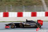 F1巴塞罗那试车第一日