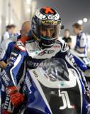 世界摩托车锦标赛进行最后测试
