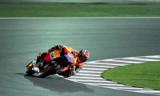摩托车世界锦标赛揭幕站排位赛