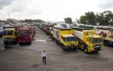 达喀尔战车运抵阿根廷