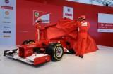 F1法拉利车队发布2012新车