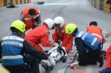 澳门格兰披治大赛撞车事故