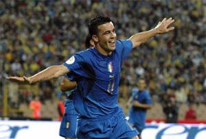 欧预赛-迪纳塔莱2球舍瓦破门意大利客场擒乌克兰
