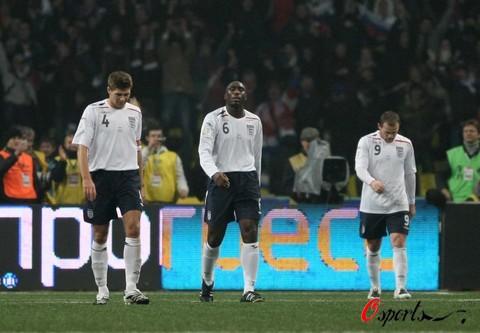 英媒体英格兰球员评分:一人最低鲁尼欧文各有褒贬