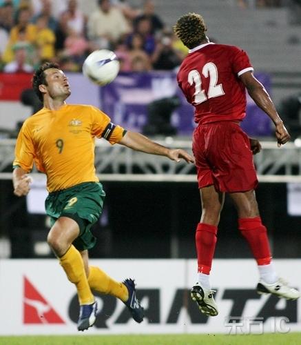 图文-热身赛澳大利亚3-0新加坡跳的还是不够高啊