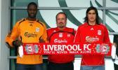 图文-利物浦介绍两大新援红军阵容中如虎添翼