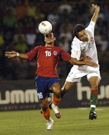 图文-[欧锦赛]亚美尼亚1-1葡萄牙为何如此狼狈?