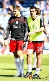 图文-[冠军杯]波尔图vs利物浦红军两队长商量对策