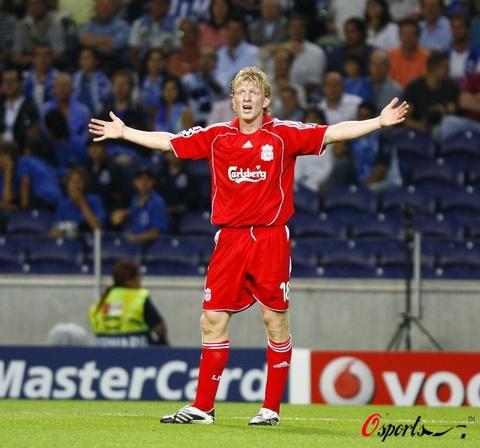 图文-[冠军杯]波尔图1-1利物浦库伊特对结果很无奈