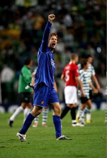 图文-[冠军杯]里斯本竞技0-1曼联红魔得胜另一英雄