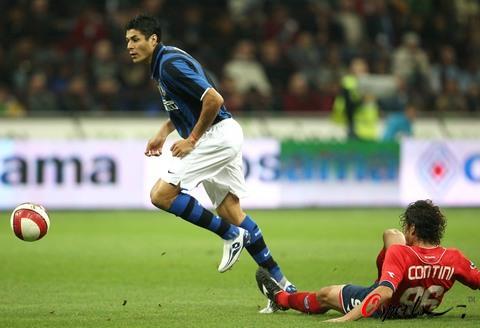 图文-[意甲]国际米兰vs那不勒斯克鲁斯领先一步
