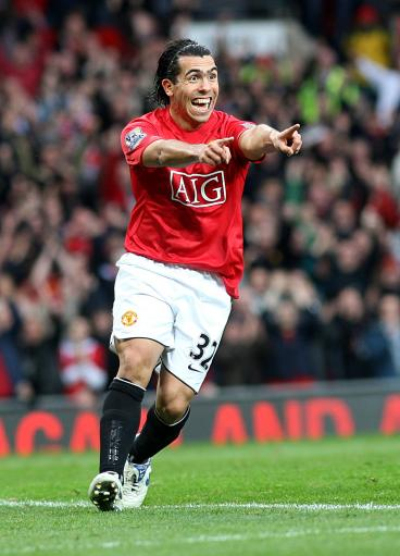 Carlos Tevez football player