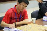 威凯杯象棋赛第二日