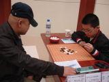 五子棋全锦赛3日赛况