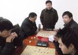 郴州年度象棋总决赛争冠战