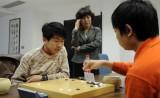 中国围棋新人王赛8强战