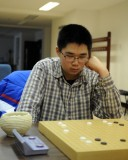 中国围棋新人王赛半决赛